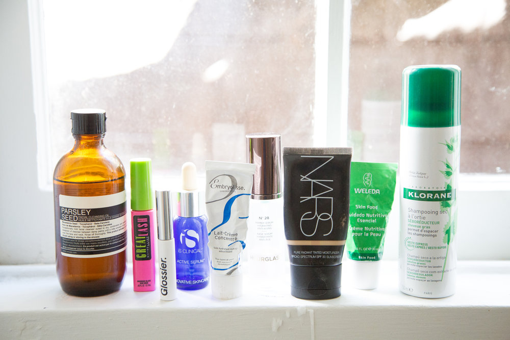 Stephanie's favorite beauty products