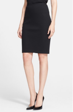 st. john pencil skirt