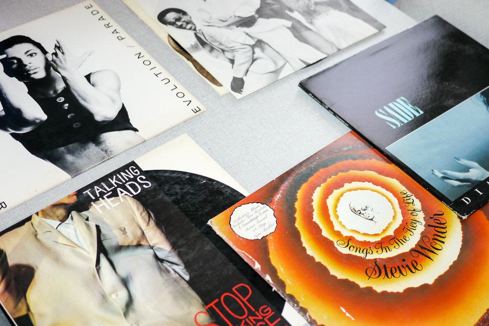 Zan's favorite records
