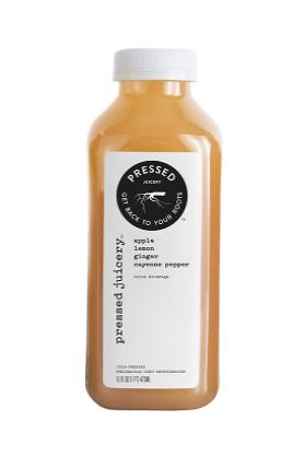 Pressed Juicery juice