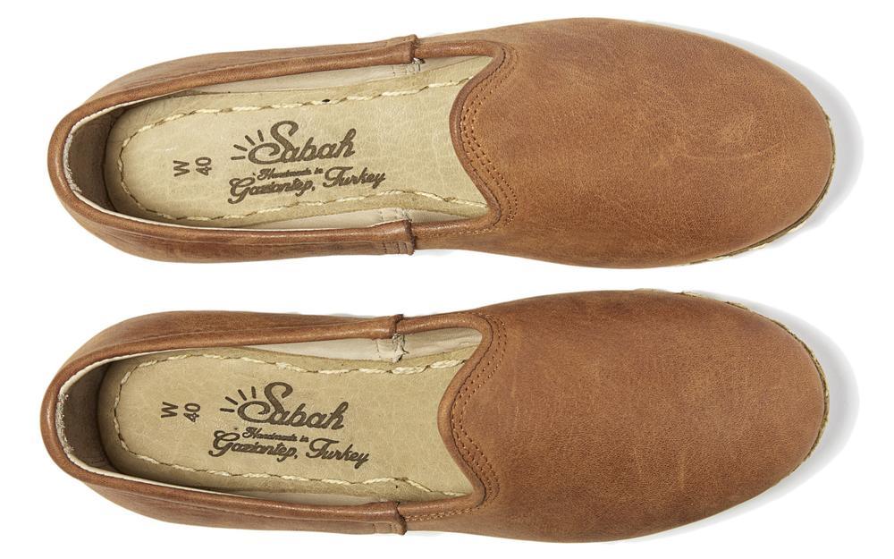 sabah shoes fort worth brown