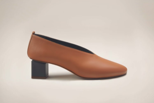 gray_matters mildred classic cammello shoe