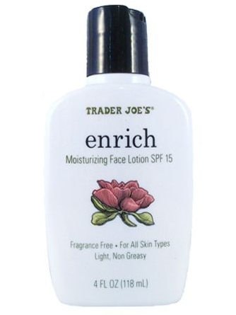 Trader Joe's Enrich Moisturizing Face Lotion