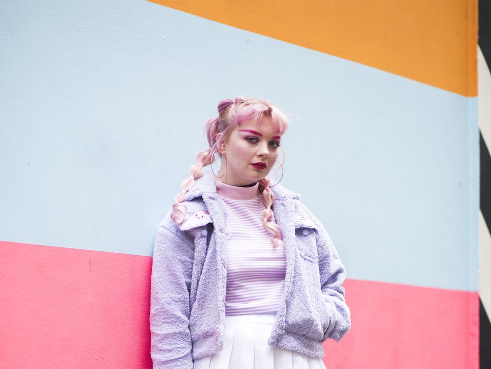 Streetstyle with Photographer Suzanne Middlemass