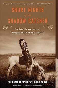 short nights of the shadow catcher timothy egan