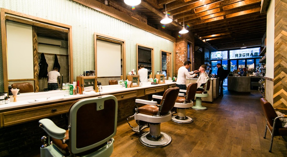 Cotter Barber / Greenpoint