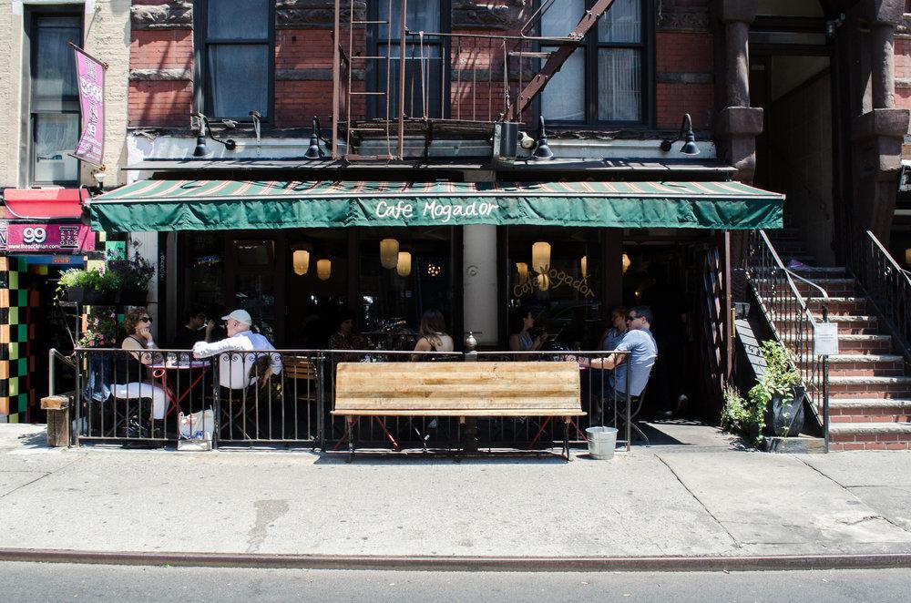 Cafe Mogador Passerbuys