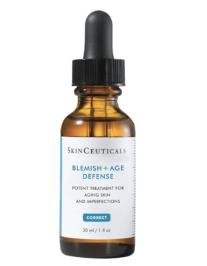 skin ceuticals blemish + age defense serum