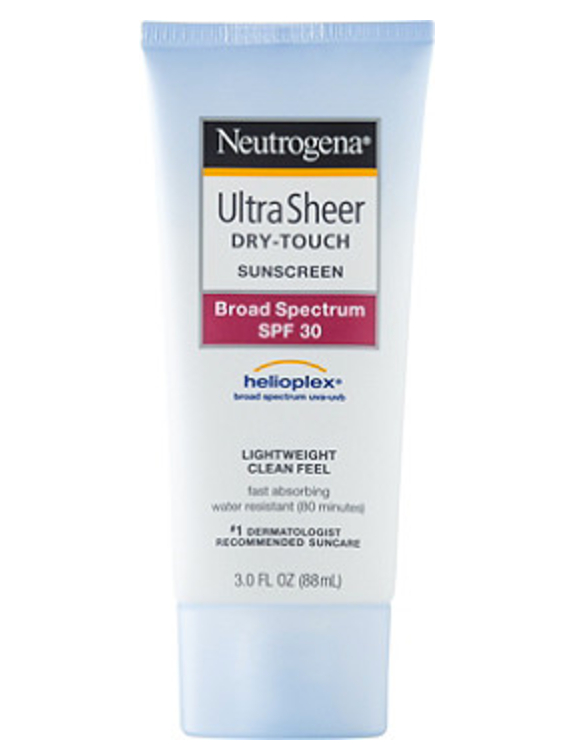 neutrogena ultra sheer sunscreen passerbuys