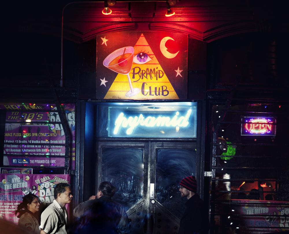 The Pyramid Club / East Village