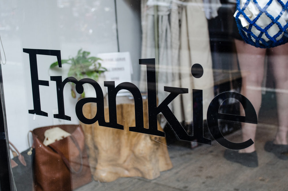 The Frankie Shop passerbuys