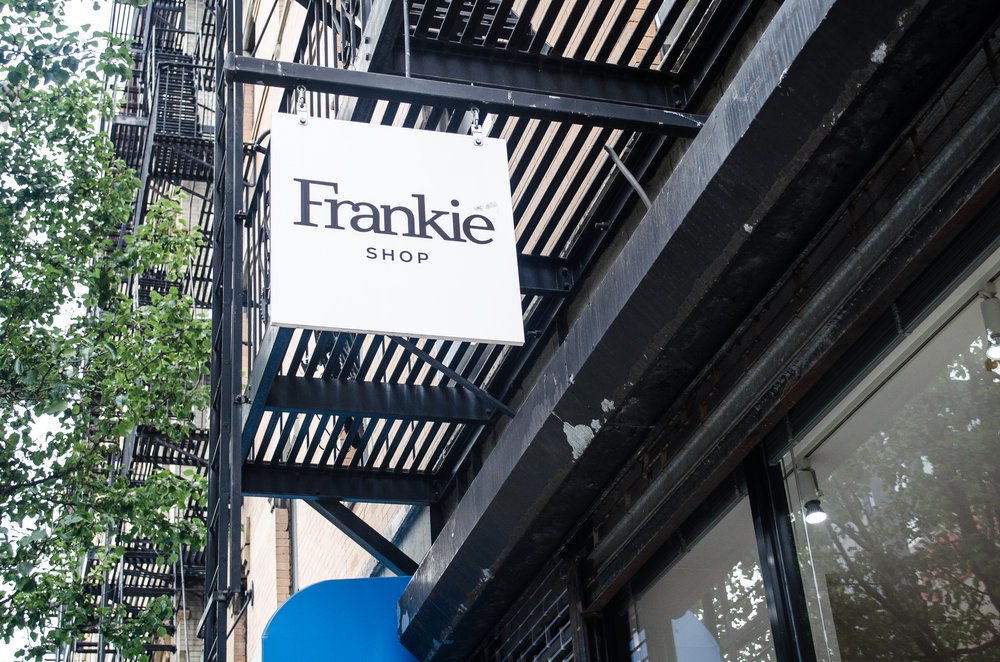 The Frankie Shop Passerguides
