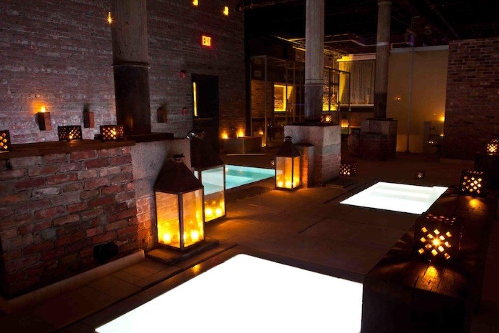 Aire Ancient Baths / TriBeca
