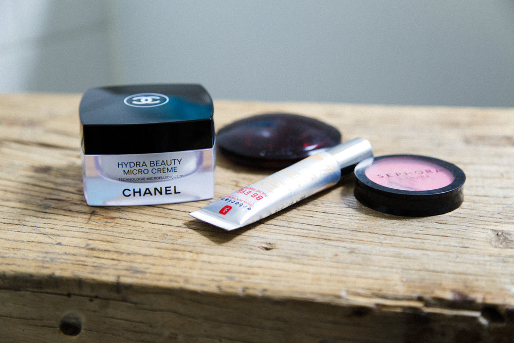 Charlotte's favorite beauty products