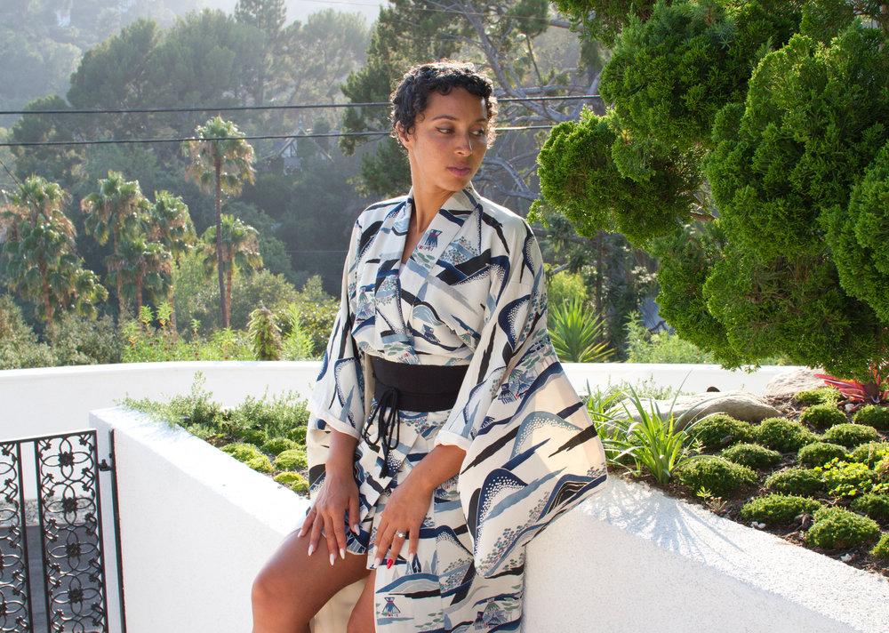 Kimono, Vintage