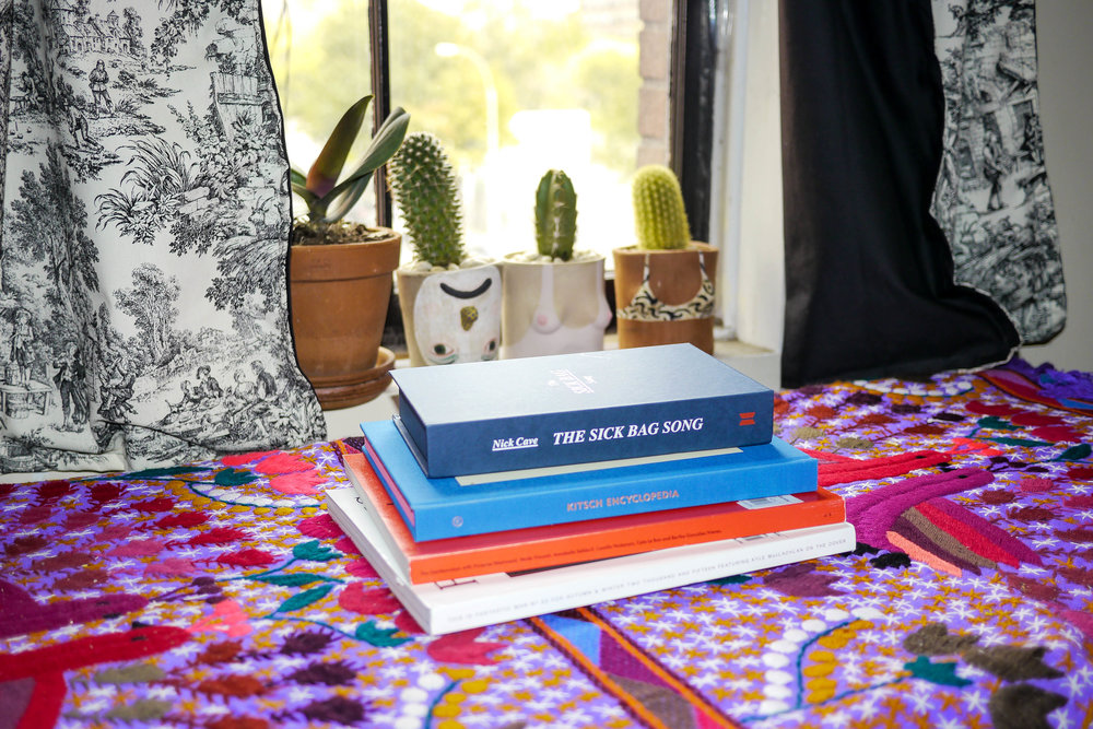 Molly's favorite books