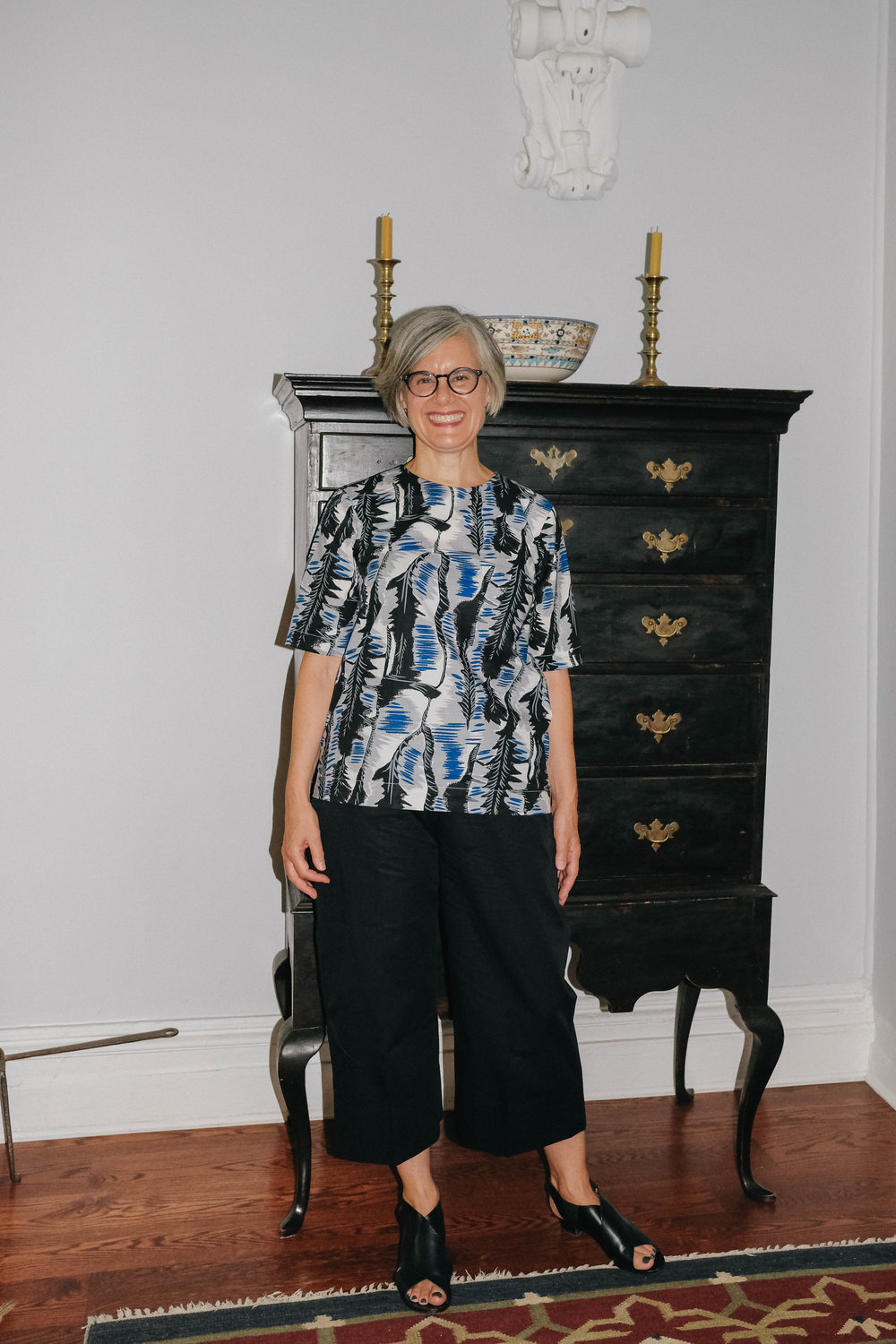 Top, Marni, Pants, Everlane, Shoes, ATP