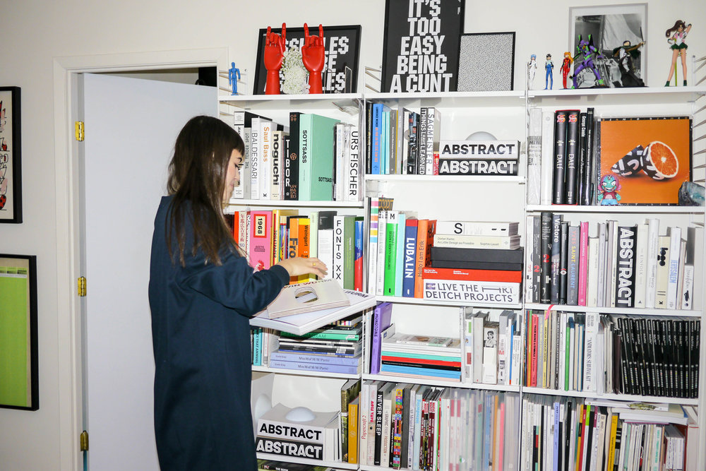 Leta Sobierajski , Art Director & Graphic Designer