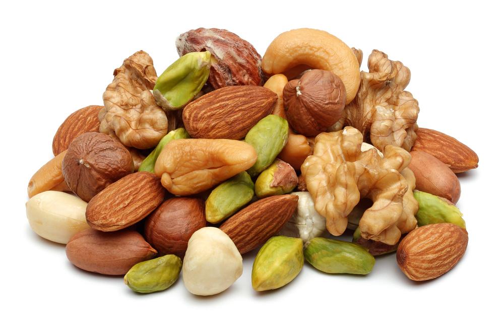 Nuts and seeds pictures Seeds, Nuts Berries Yummiest Chia Breakfast Porridge