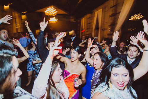 Reva Ansons Indian Western Fusion Dance Party Wedding