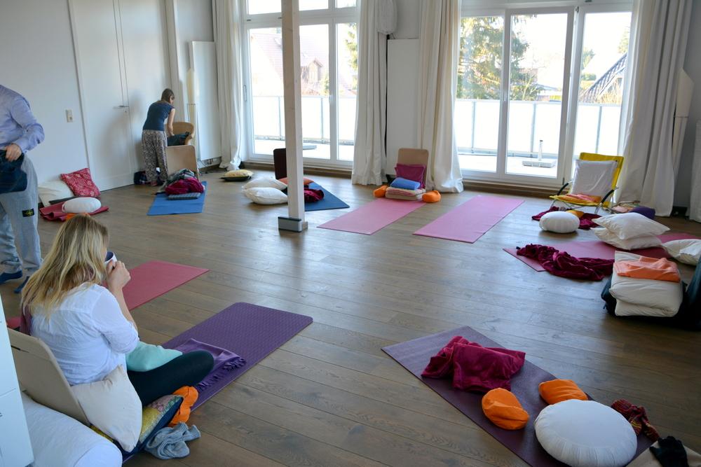 Meditationsloft (Hamburg-Alstertal)