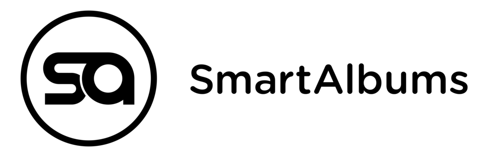 SmartAlbums Logo - Horizontal - Black.png