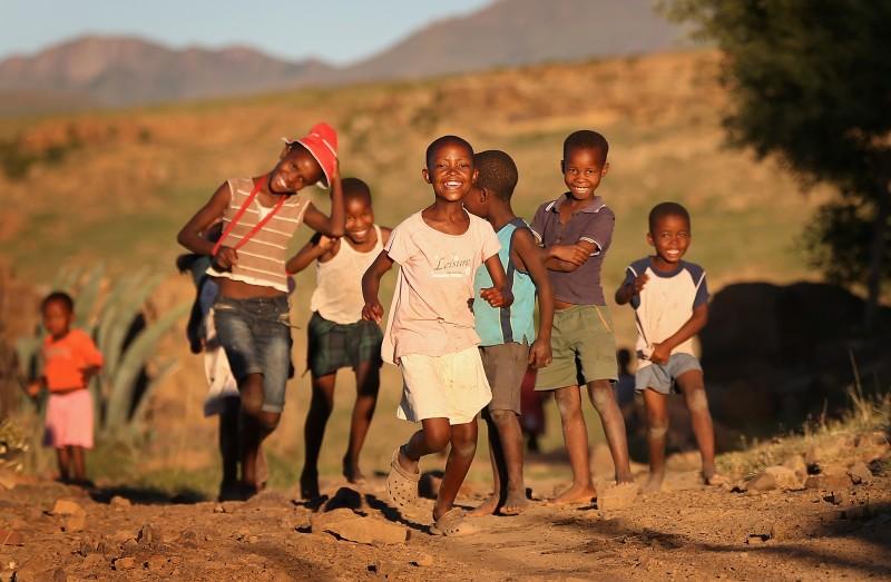 Sentabale Children