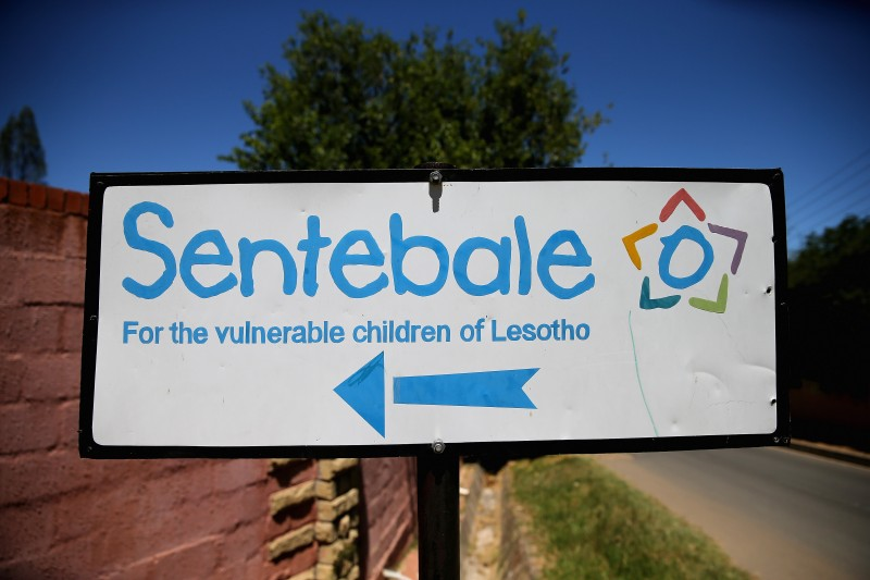Sentebale Sign