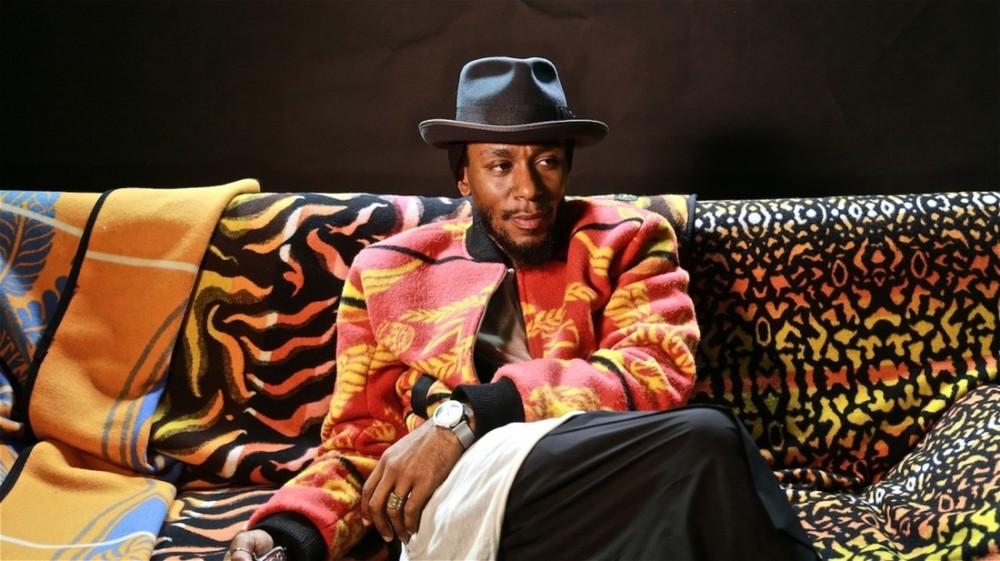 yaasin bey (fka Mos Def) Creative Director of Unknown Union. Photo by Ignatius Mokone