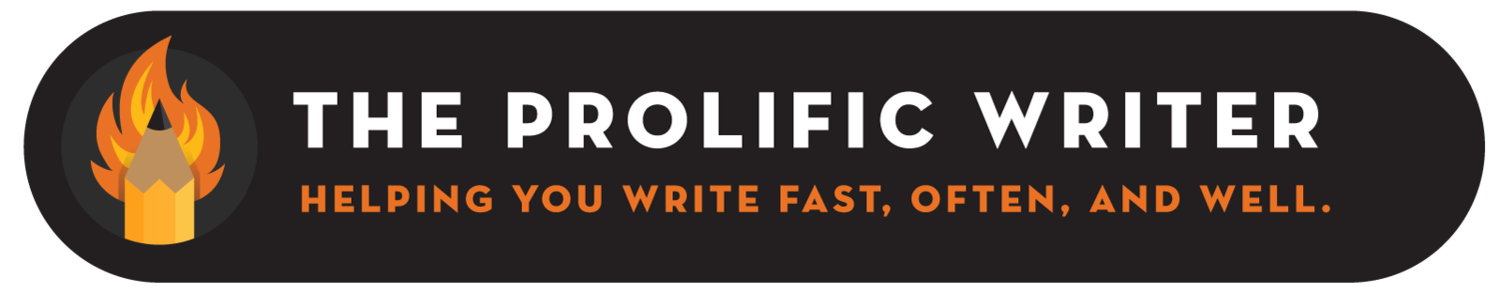 The Prolific Writer with Ryan J. Pelton