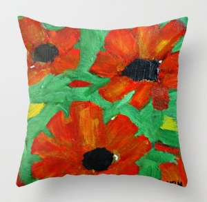 Art pillow by Fine Art America. Click photo for more information.