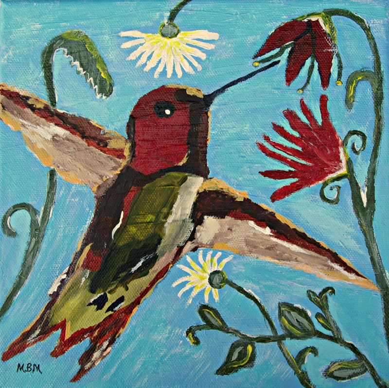 Hummingbird no. 2