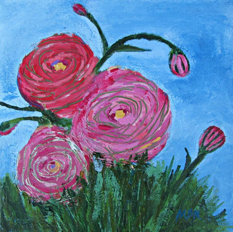 Restless Ranunculus