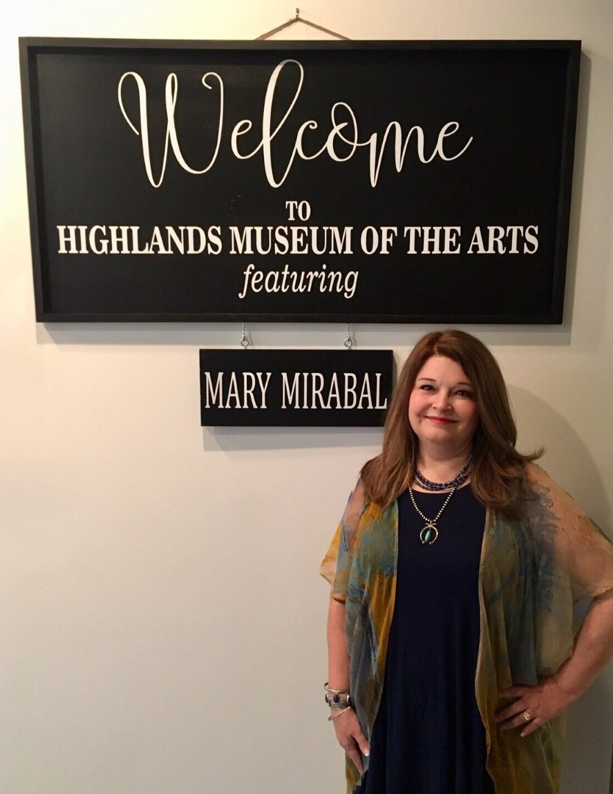 Mary+Mirabal+at+Highlands+MoTA