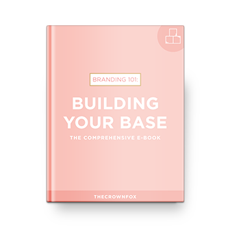 Get the Branding 101: Building Your Base E-Book NOW!