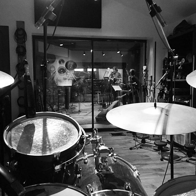 Early morning at Grant Avenue Studio @androidmarshall