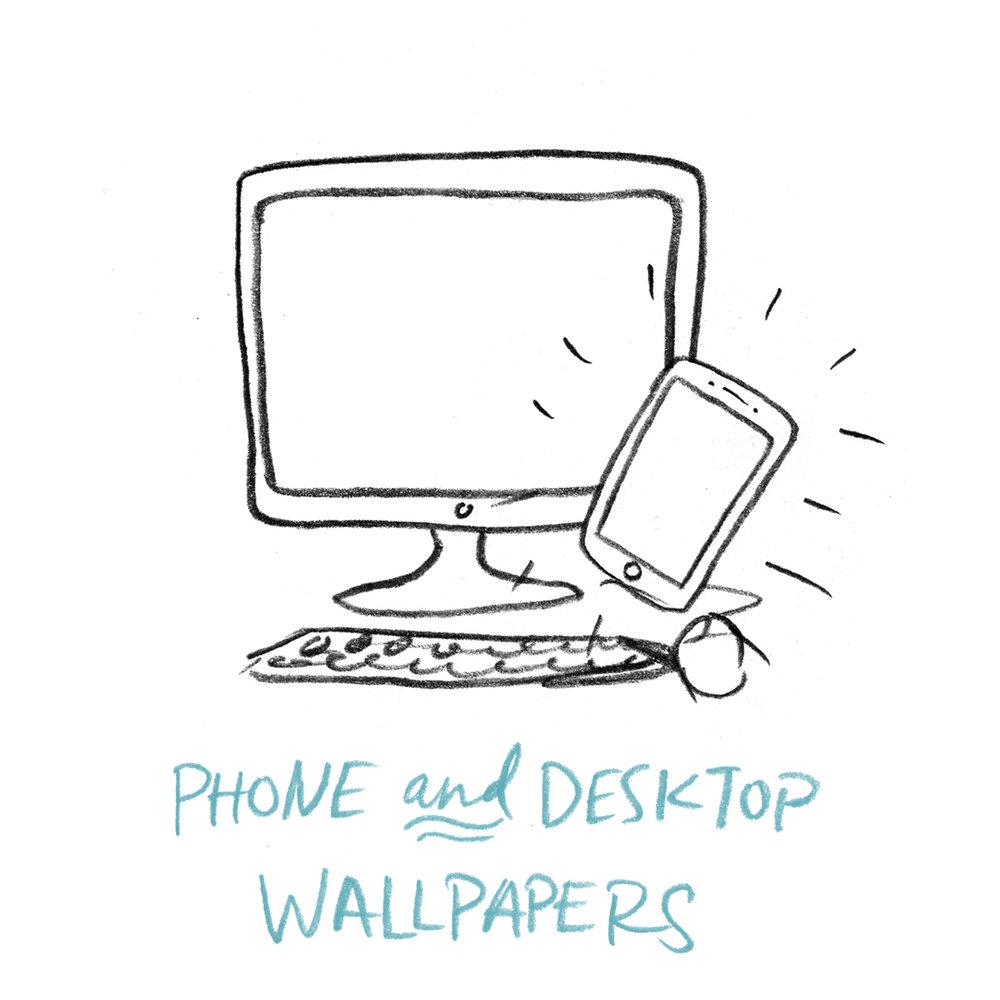 phone and desktop wallpapers
