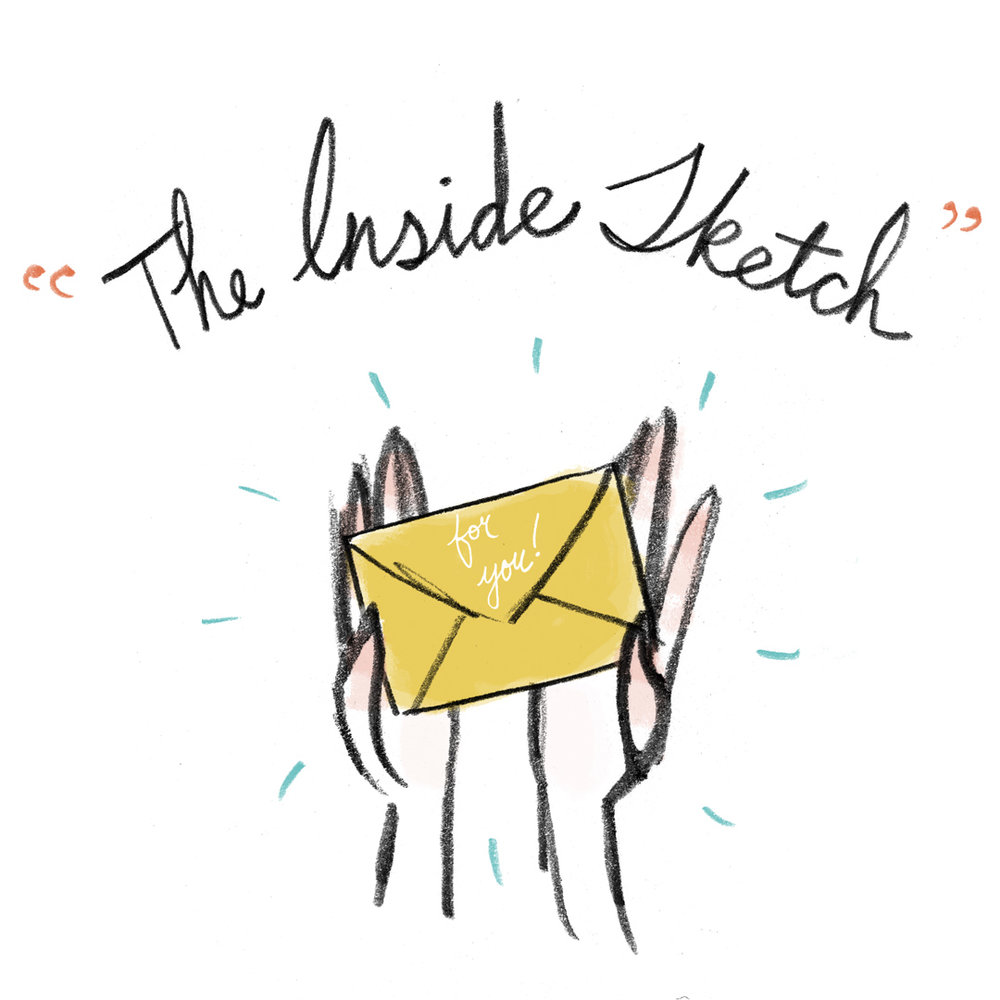 """The Inside Sketch"" Newsletter"