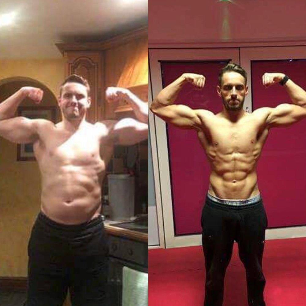 20 weeks 12kg lost