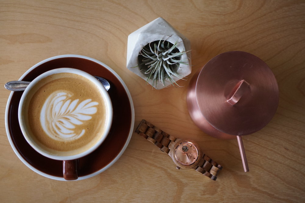 Photo taken at Common Room Roasters