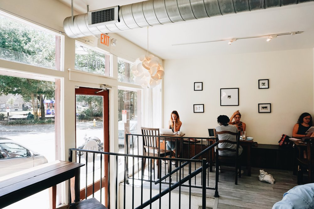 Black Tap Coffee, Charleston S.C.