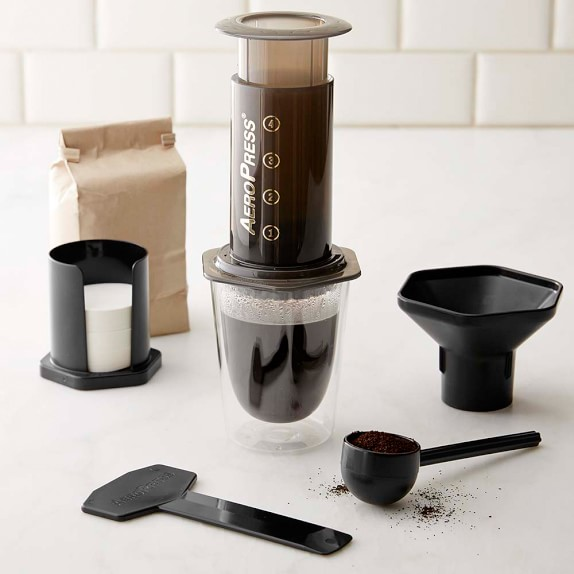 The Coffee Nomad Aeropress