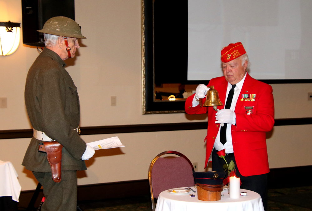 POW/MIA Remembrance Table with John Miller & Jerry German