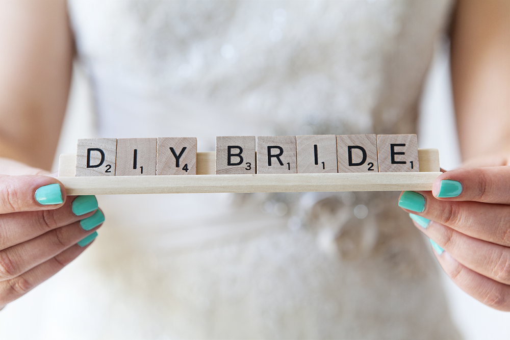 Image found on Something Turquoise - a fabulous DIY wedding blog