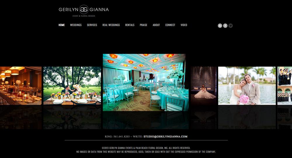 Palm Beach Wedding and Event Design