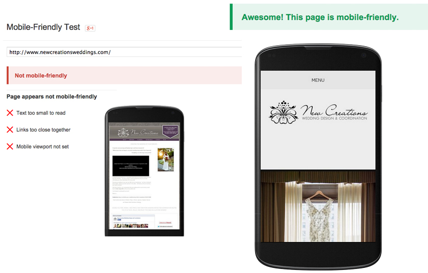 Mobile Friendly Website Importance
