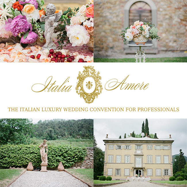 The Italian Luxury Wedding Convention for Professionals | Italia Amore