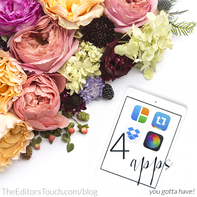 4 Apps for Instagram You Gotta Get! | The Editor's Touch
