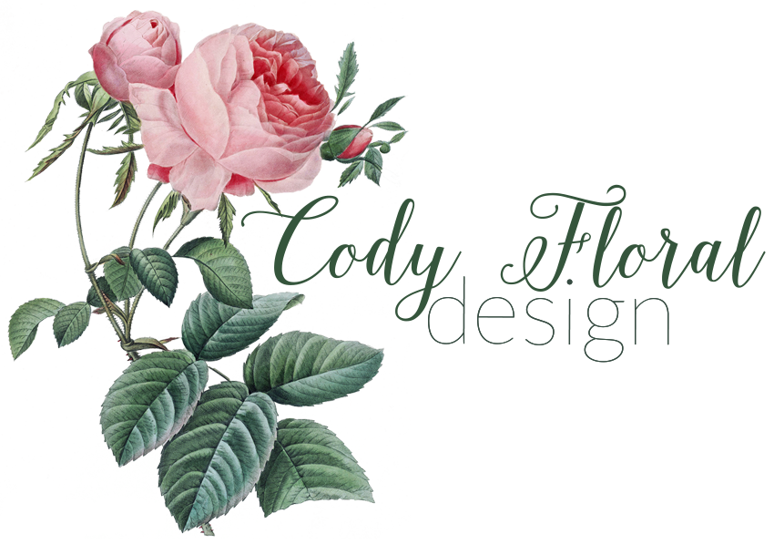 Rebrand for Cody Floral Design | The Editor's Touch