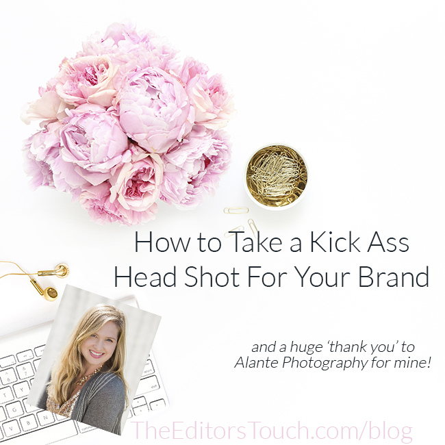Taking Great Head Shots for Your Brand | The Editor's Touch